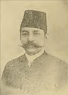 Egyptian Jurist and Mathematician Shafique Bey Mansour (1856-1890).jpg