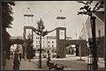 Ehrenpforte am Bamberger Bahnhof 1908.jpg