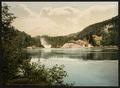 Eidsfos Lock, Telemarken (i.e, Telemark), Norway-LCCN2001700757.tif