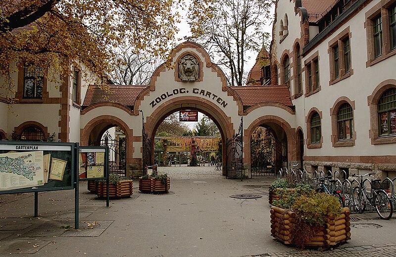 Leipzig zoo