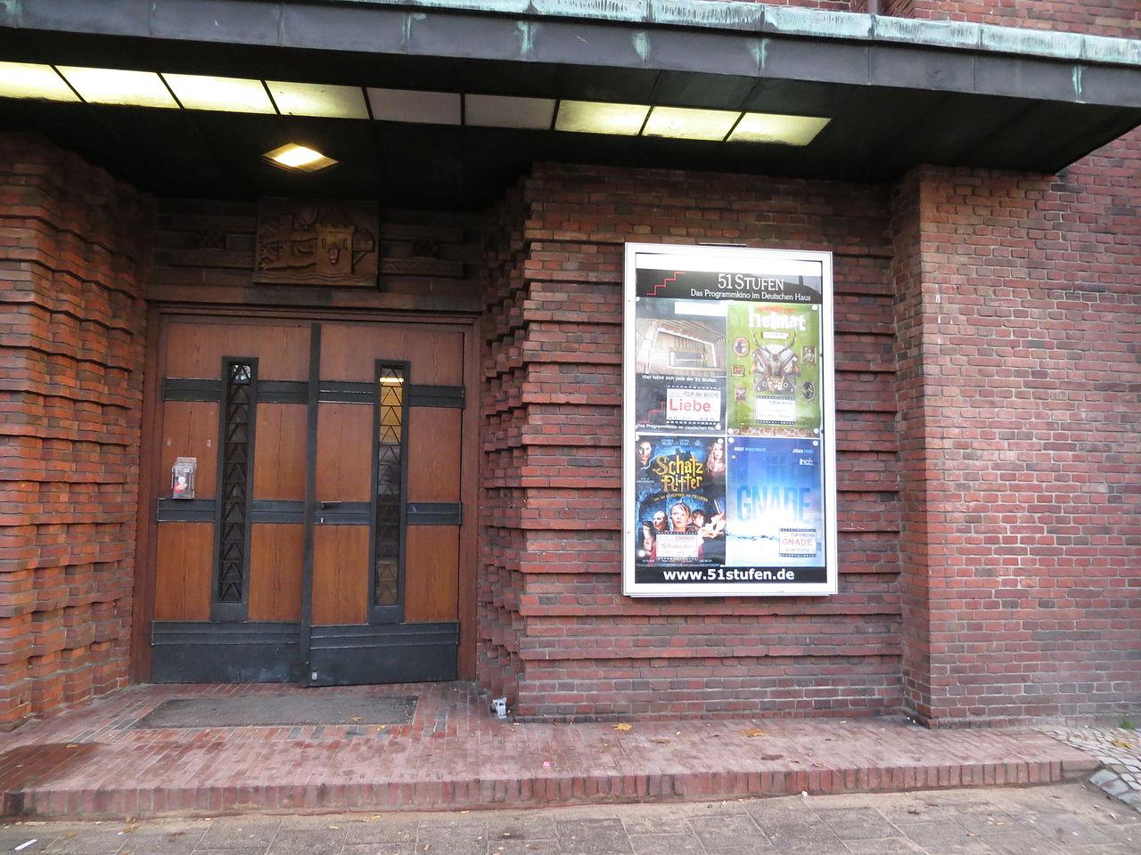51 Stufen Kino Flensburg