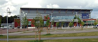 2007 World Junior Ice Hockey Championships - Image: Ejendals Arena