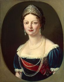 Ekaterina Pavlovna of Russia by anonymous (19 c., Hermitage).jpg