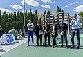 El Ayuntamiento estrena la primera pista de baloncesto reformada con vidrio reciclado 07.jpg