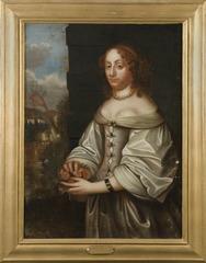 Eleonora Katarina,1626-1692, prinsessa av Zweibrücken lantgrevinna av Hessen-Es