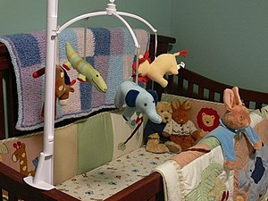 One Million Baby Cribs Recalled Due To Potentially Fatal Design Flaw