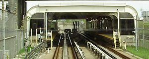 Ellesmere Station From Tracks.jpg
