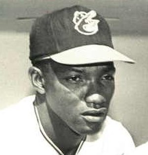 Elrod Hendricks - Hendricks in 1968