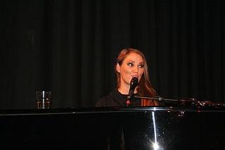 Elvira Nikolaisen Norwegian singer-songwriter