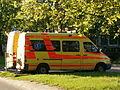 Emergency medical ambulance mobil Latvia.JPG