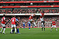 Emmanuel Eboue takes a header (5090039028).jpg