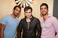 Emraan Hashmi with Naz Choudhury and Hassan Khan.jpg