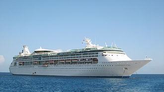 Vision-class cruise ship - Image: Enchantment of the Seas