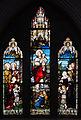 Enniskillen St. Michael's Church West Aisle Window 02 Jesus and the children 2012 09 17.jpg