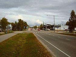 Enontekiö Hetta keskusta.JPG