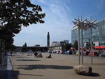 d373b9bf4aaf40 Binnenstad (Enschede) - Wikiwand
