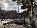 Entrée Station Métro Porte Ivry Paris 1.jpg