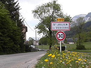Habiter à Saint-Julien-en-Vercors