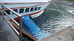 Eraclide (Ship) 2014 - front hydrofoil.JPG