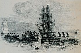 Image illustrative de l'article HMS Erebus (1826)