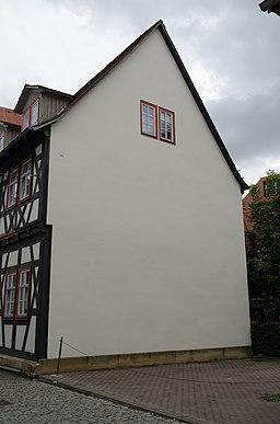 Drachengasse in Erfurt