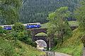 Erzbergbahn auf dem Rötzgrabenviadukt in Vordernberg - I.jpg