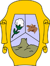 Coat of arms of Ahumada