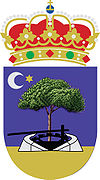 Coat of arms of Arenales de San Gregorio
