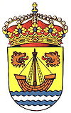 Official seal of Muxía