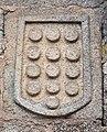 Escudo na igrexa de San Domingos de Ribadavia- Galiza-3.jpg