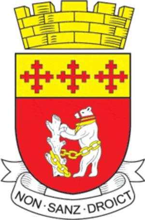 Warwickshire County Council - Image: Escut Warwickshire