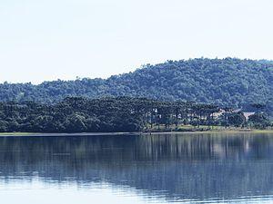 Araucárias National Park - Image: Espelho das araucárias