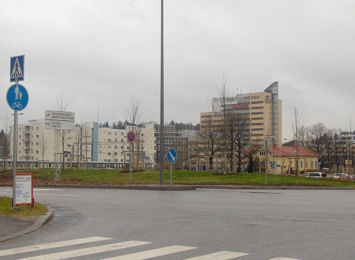 Espoon Keskus Kirjasto