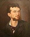 Estêvão Silva, 1880, Retrato do Pintor Castagneto.jpg