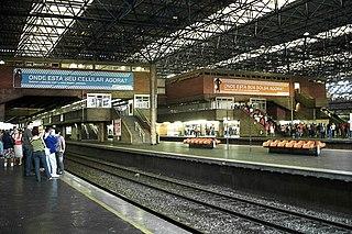 Palmeiras-Barra Funda Intermodal Terminal