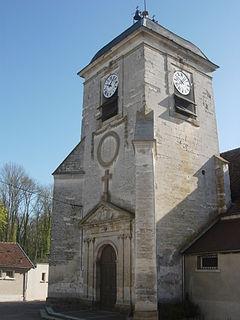 Estissac Commune in Grand Est, France