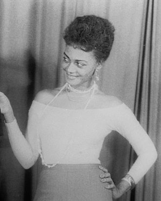 Ethel Ayler - Ethel Ayler in 1957