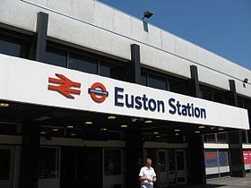 Image illustrative de l'article Gare d'Euston