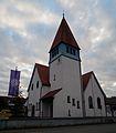 Evangelische Gustav-Adolf-Kirche in Affolterbach 2011.JPG