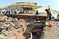 Excavations at Qalat-i Dinka, Peshder Plane Project, Sulaymaniyah Governorate, Iraqi Kurdistan.jpg