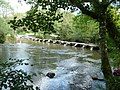 Exmoor , Tarr Steps and River Barle - geograph.org.uk - 1494274.jpg
