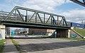 Express-Interfracht, Kőér utcai vasúti híd, 2018 Kőbánya.jpg