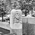 Exterieur LANDHOOFD (BEELDHOUWWERK- HILDO KROP), DETAIL - Amsterdam - 20316995 - RCE.jpg