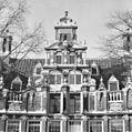 Exterieur VOORGEVEL, DETAIL (MIDDENTOP) - Amsterdam - 20298408 - RCE.jpg