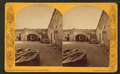 Exterior of the Fort, from Robert N. Dennis collection of stereoscopic views.png