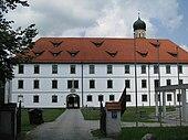 Fürstbischöfliches Schloss Marktoberdorf, Bayern (Quelle: Wikimedia)