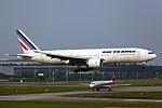 F-GSPO - Air France - Boeing 777-228(ER) - CAN (15155040429).jpg