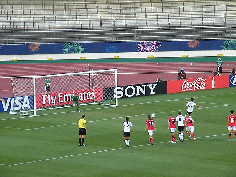 File:FIFA U20 WOMEN'S WORLD CUP GER v NOR, PK Scene 18.JPG