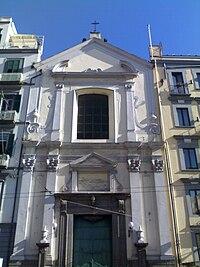 Church of Pietà dei Turchini