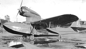"Fairchild 91 - Fairchild XR-942-B ""Kono,"" belonging to explorer Richard Archbold"